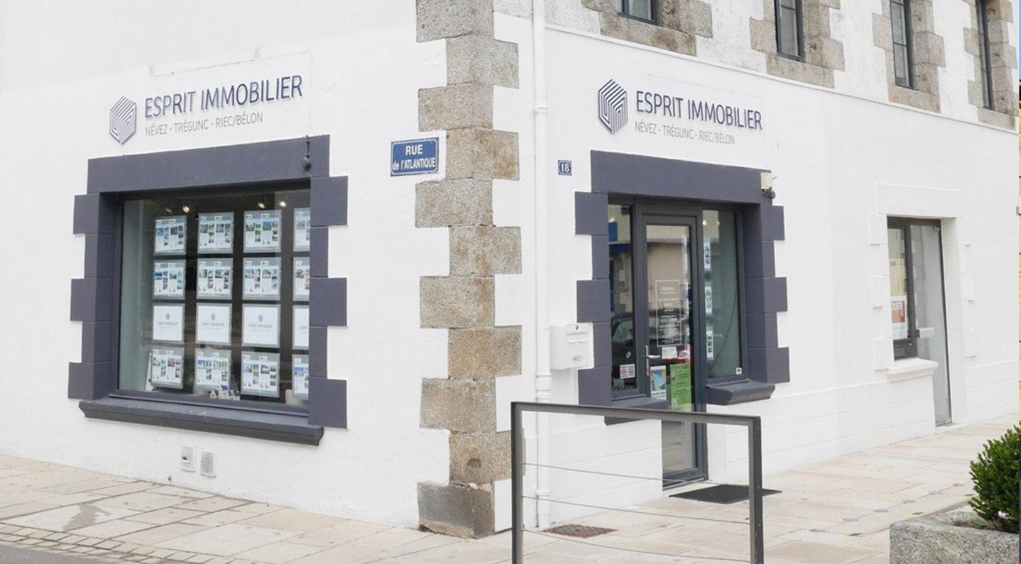 Esprit immobilier, Agence de Névez